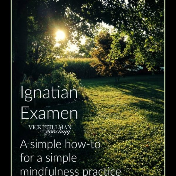 Ignatian Examen