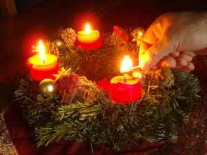 Another Advent Wreath VickiTillmanCoaching.com