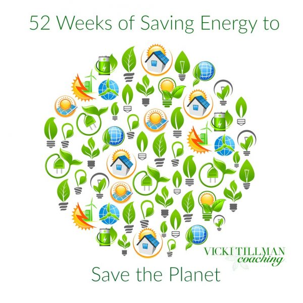 52 Weeks of Saving Oil to Save the Planet